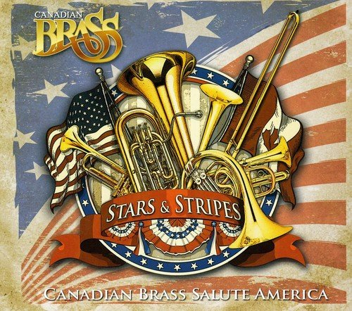 Stars & Stripes: Canadian Brass Salute America - Stripe Cricket