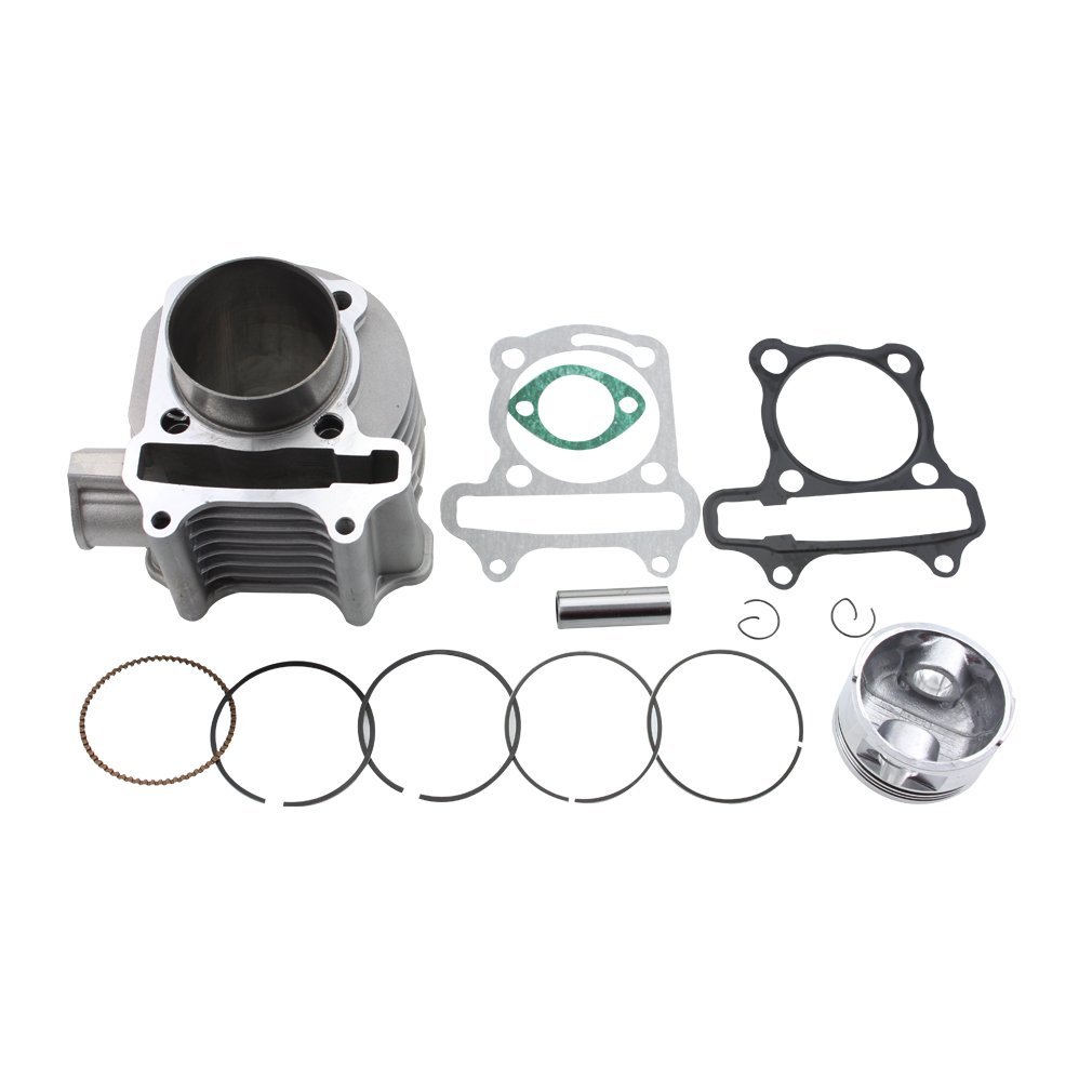 Atv Parts & Accessories Back To Search Resultsautomobiles & Motorcycles Gy6 125cc 150cc Inlet Exhaust Valve Set For 125cc 150cc Scooter Atv Moped Go Kart Easy To Repair