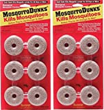 Mosquito Dunks AhLwje, 2Pack (6 Pack Mosquito Killer)