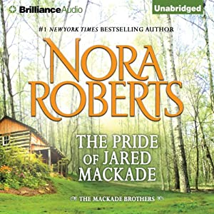 The Pride of Jared MacKade Audiobook