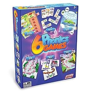 Amazon.com: Junior diferentes Phonics Juegos de Aprendizaje ...