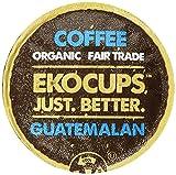 Best Ct For Keurig Brewers - EKOCUPS Artisan Guatemalan Coffee, Medium Roast, in Recyclable Review