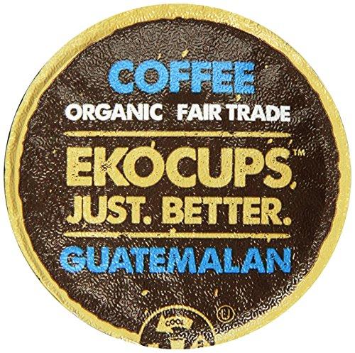 EKOCUPS Artisan Guatemalan Recyclable Brewers