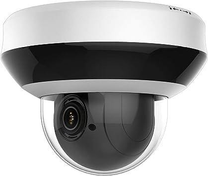 Amazon.com: Anpviz - Cámara de seguridad POE IP PTZ domo ...