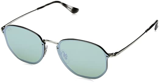 Óculos de Sol Ray Ban Blaze Hexagonal RB3579N 003 30-58  Amazon.com ... 9621615469