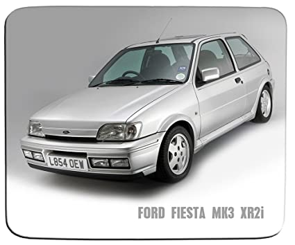 Ford Fiesta MK3 XR2i - los amantes de los coches clásicos (5 mm de