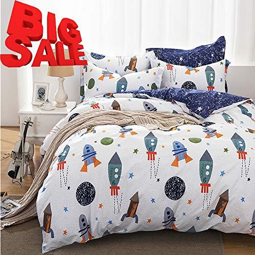 CLOTHKNOW Bedding Universe Adventure Comforter