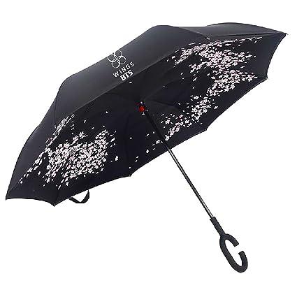 atarse en comprar nuevo fábrica DISCOVERY BTS Bangtan - Paraguas Plegable Triple para niños ...