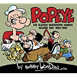 Popeye: The Classic Newspaper Comics by Bobby London Volume 1 (1986-1989) (The Library of American Comics)