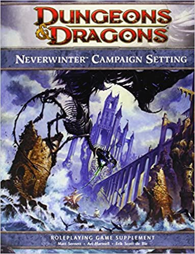 dungeons and dragons campaign settings free