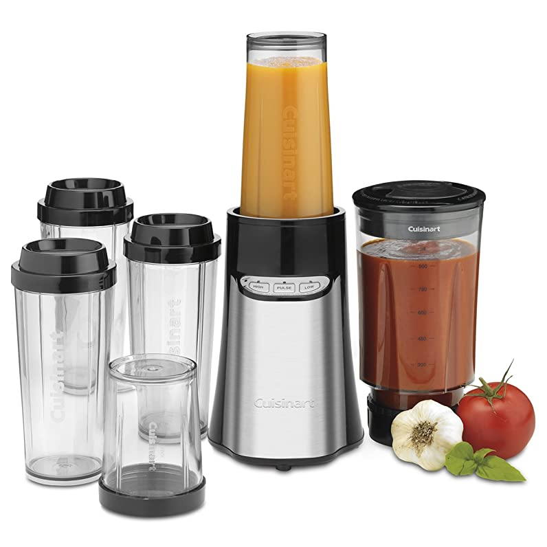 Cuisinart Compact Portable Blending/Chopping System: Amazon.ca ...