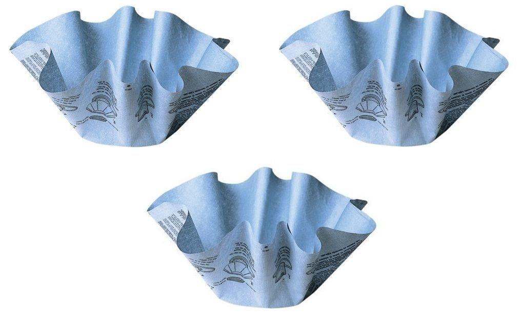 BIN SHOP VAC Vacuum 901-07 Reusable Dry Filter 3 Pack