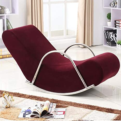 Amazon.com: YQQ-Lazy Sofá Lazy Sofá Chaise Longue Dormitorio ...