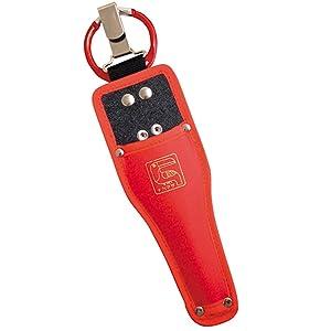 Chikamasa Bonsai Shears Gardening Scissors Case CS-T6