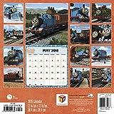 Thomas & Friends Wall Calendar (2016)