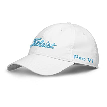 Amazon.com   Titleist Women s Golf Caps and Visors (Tour Performance ... 1b9f6a7a43df