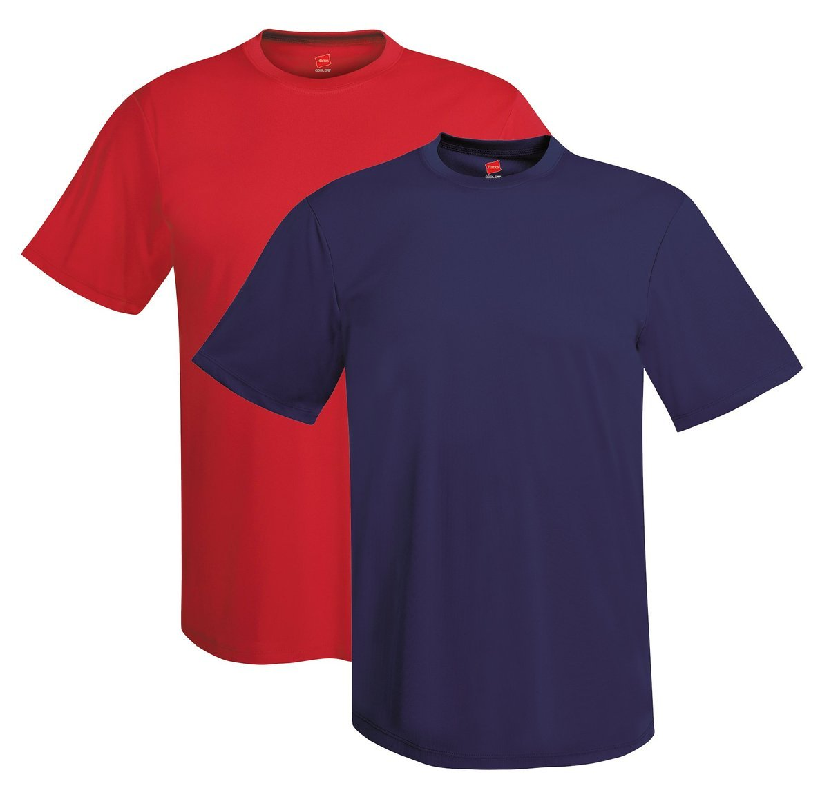 Hanes Men's Short Sleeve Cooldri Tee O4820
