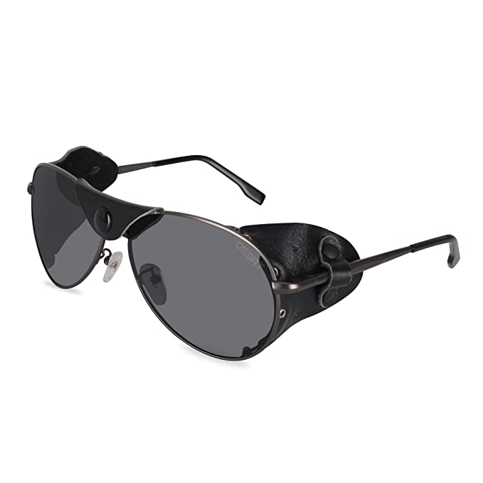 OSSAT Gafas de Montaña Lentes de Glaciar, Gafas de Sol ...