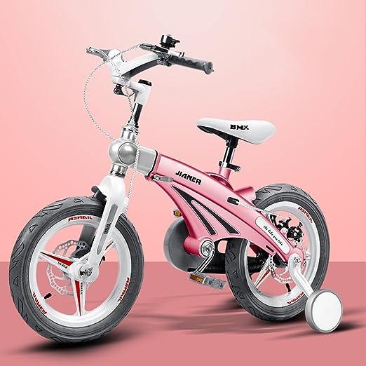 XQ- Bicicletas Para Niños Niño Bebé Bicicleta 2-4-6 Años De Edad ...