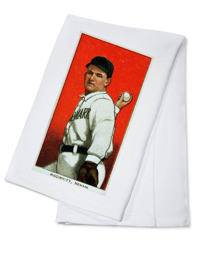 Neward Eastern League – ジョーMcGinnity – 野球カード Cotton Towel LANT-23456-TL Cotton Towel  B0184BKJA2