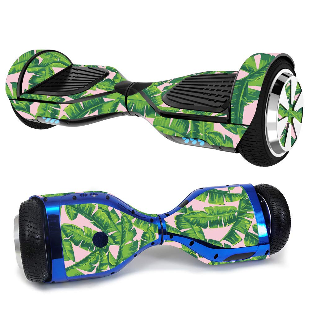 MightySkins Skin Compatible with Hover-1 H1 Hoverboard Scooter - Jungle Glam   Protective, Durable, and Unique Vinyl Decal wrap Cover   Easy to Apply, Remove, and Change Styles   Made in The USA by MightySkins