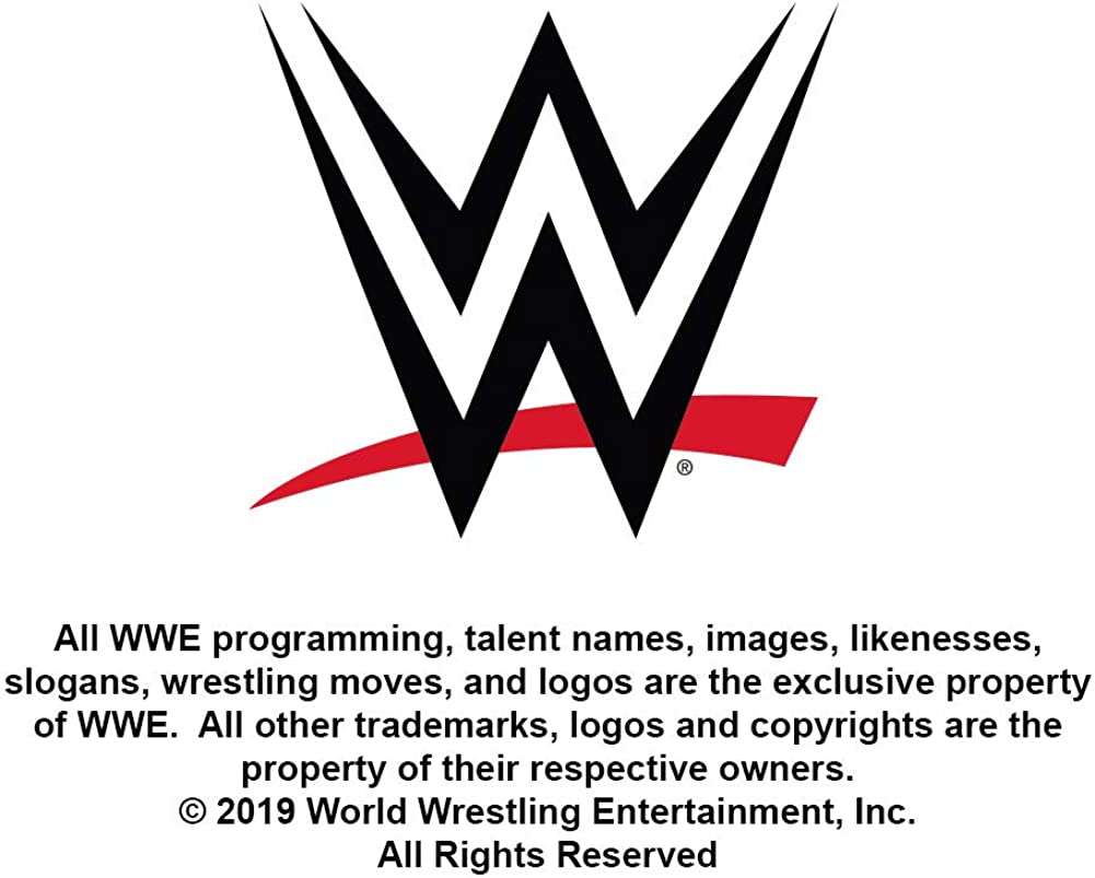 GRAPHICS /& MORE WWE John Cena Approved Antiqued Bracelet Pendant Zipper Pull Oval Charm with Lobster Clasp