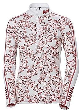 Helly Hansen W Hh LIFA Active Graphic 1//2 Zip 48392/_002-XL