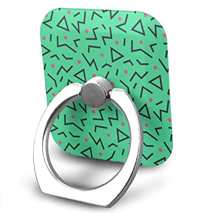 Amazon com: BINGZHAO Green Triangle Pink Point Phone Ring