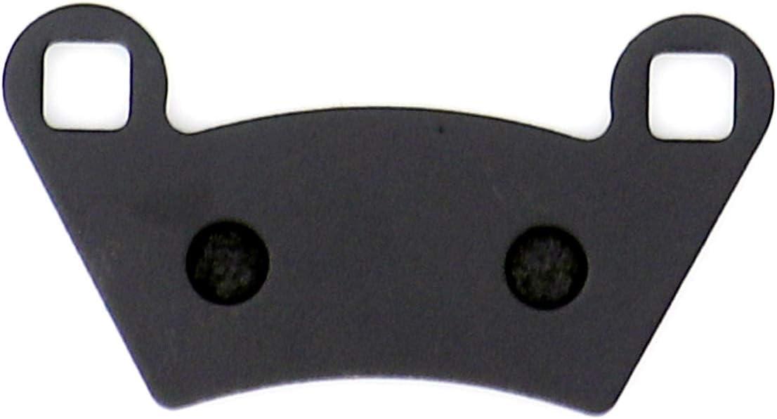 HICKS Front//Rear Brake Pads For Polaris Ranger 2205949 2203747 1911228 Organic 4 Pack,Polar is RZR1000 XP Ranger Crew 700 800 900,RZR-4 XP,4 Pack