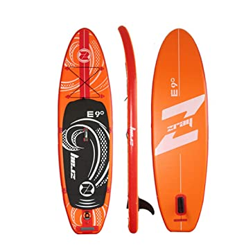 LIGHTWEIGHT Tabla De Surf para Principiantes Adultos Foam - Inflatable Sup Board Stand Up Paddle Surf