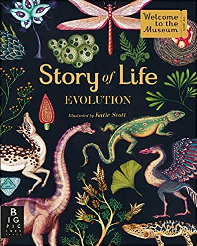 Story of Life: Evolution (Welcome To The Museum) 9781783704446 Children's Science, Nature & Technology (Books) at amazon