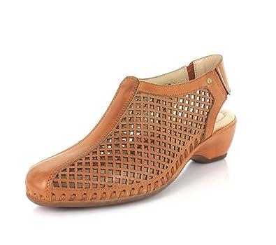 0f8ddf77242 PIKOLINOS Womens Romana Sandal Brandy Size 41 EU (10.5-11 M US Women)