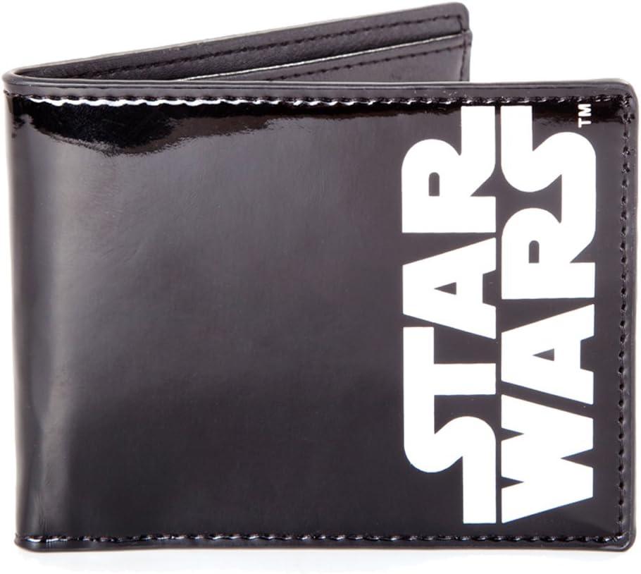 noir - MW080550STW Noir Star Wars Porte-monnaie