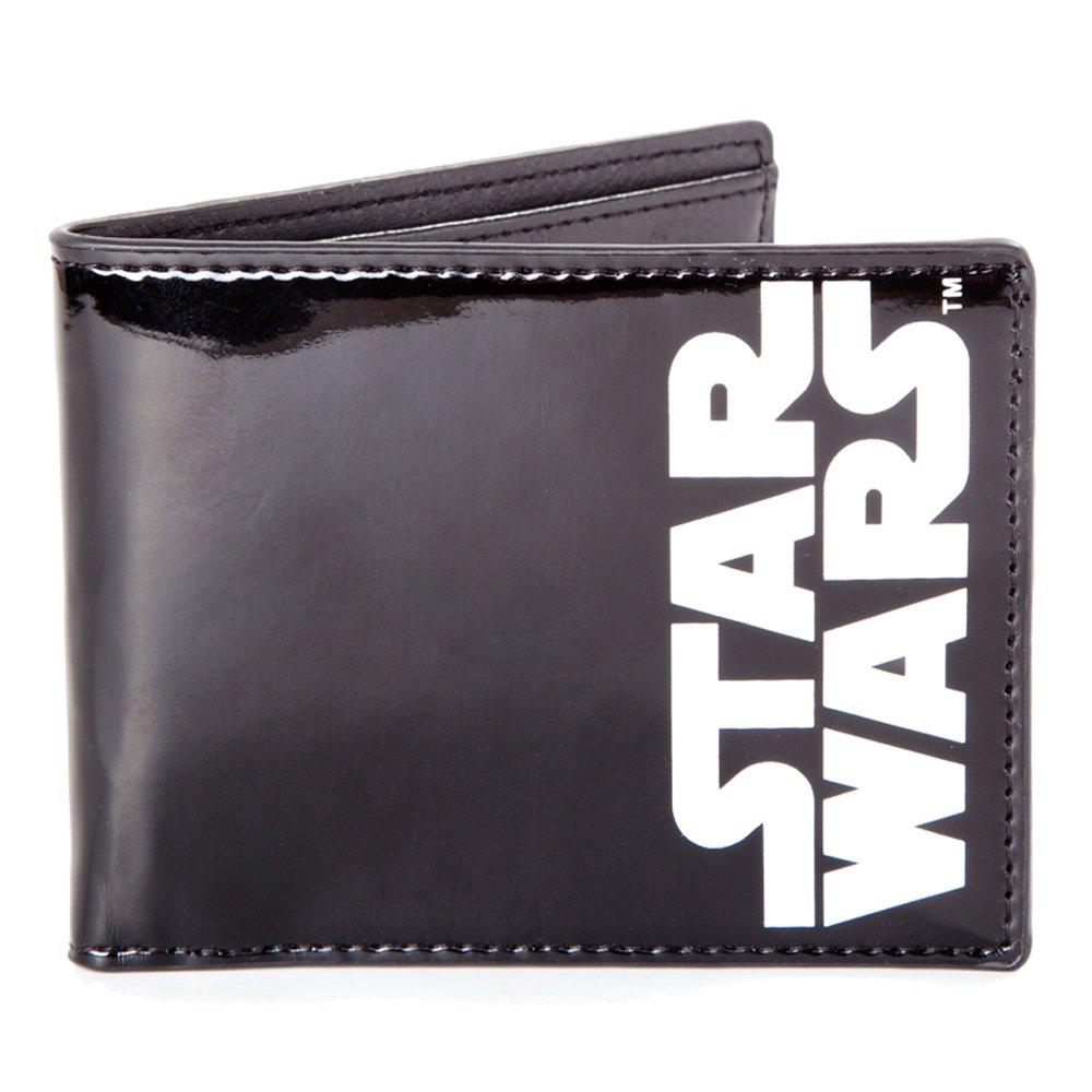 Star Wars Porte-monnaie, noir (Noir) - MW080550STW