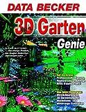 3D Garten-Genie, 1 CD-ROM Für Windows 95/98/ME/NT 4