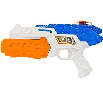 Spaßspritzwasserpistole, Spiele