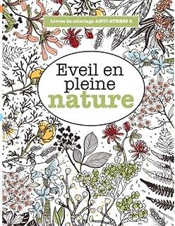 Coloriage Anti Stress Nature Et Decouverte.Amazon Fr Livres De Coloriage Anti Stress 5 Sur Les Ailes Des