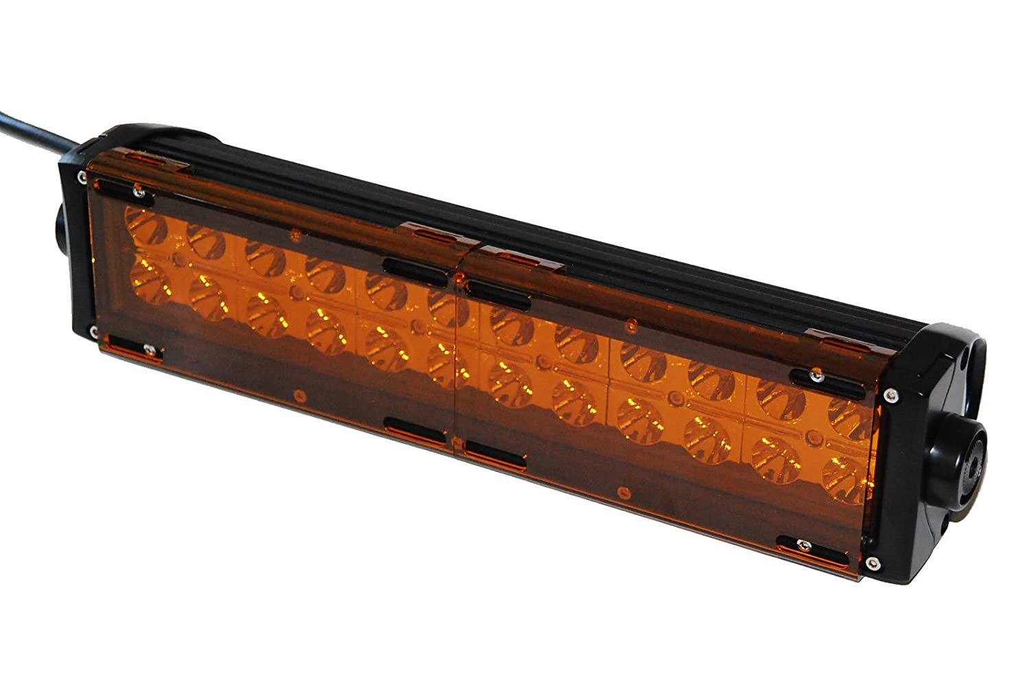 Amazon amber bar cover oz usa led light dual row 36w 72w 180w amazon amber bar cover oz usa led light dual row 36w 72w 180w 288w 9 18 30 50 cree fog 4x4 automotive aloadofball Choice Image