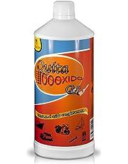Sisbrill QuitaOooxido Gel Eliminador Óxido y Manchas Oxidación | Tratamiento de Coches, Motos, Náutica, Suelo y todo tipo de Metales | 1 Litro