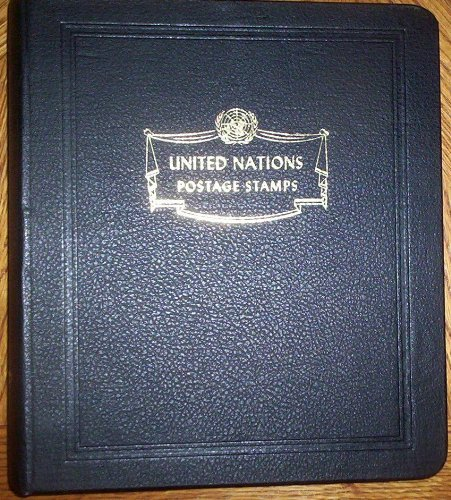 White Ace Historical Album for the Postage Stamps of United Nations 1993-94