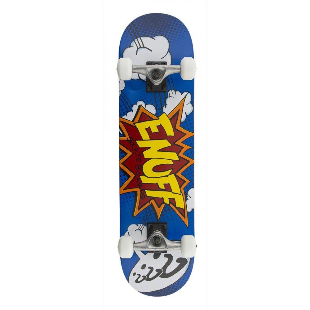 19/cm Skateboard color azul Enuff POW