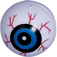 Halloween Plastic Eyeballs 8 Party Favors Per Package