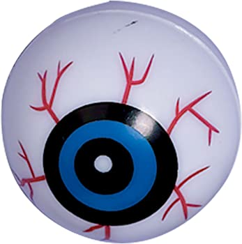 Halloween Plastic Eyeballs 8 Party Favors Per Package
