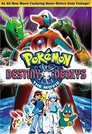 Amazon com: Pokemon - Destiny Deoxys: Veronica Taylor, Eric