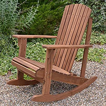 Peachy Plant Theatre Adirondack Hardwood Rocker Caraccident5 Cool Chair Designs And Ideas Caraccident5Info