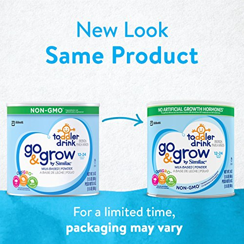 Go & Grow By Similac Non-GMO Milk Based Toddler Drink, for sale  Delivered anywhere in USA