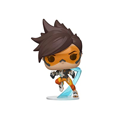 Funko Pop! Games: Overwatch - Tracer: Toys & Games