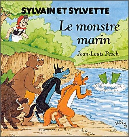 Download Online Sylvain et sylvette, tome 10 : Le monstre marin pdf ebook