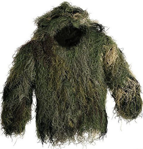 Bushrag Ghillie Suit Jacket & Pants