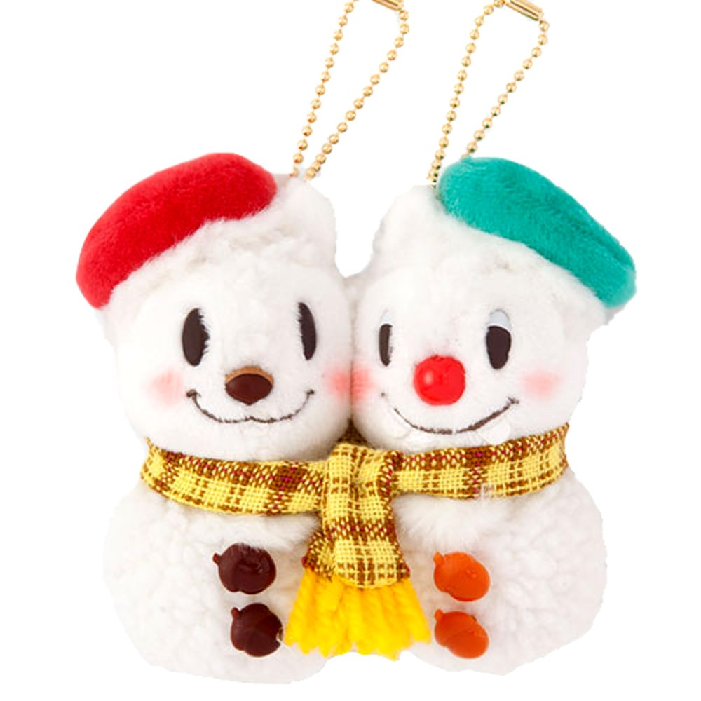 Nano Block Snow Snow 11//2 ‾ sequentially Disney Christmas 2017 Resort